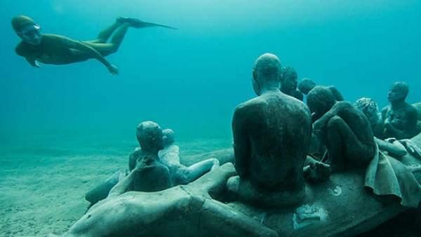 Museo bajo el mar