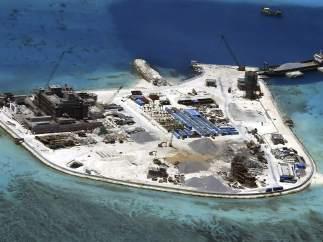 Isla del archipiélago Paracel