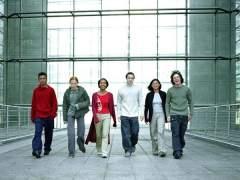 El número de emprendedores crece más del 100%