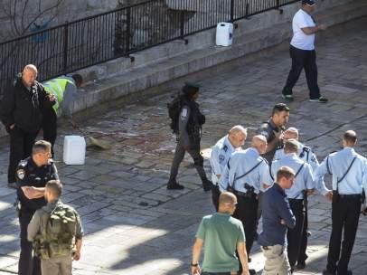 Oleada de violencia en Israel y Palestina