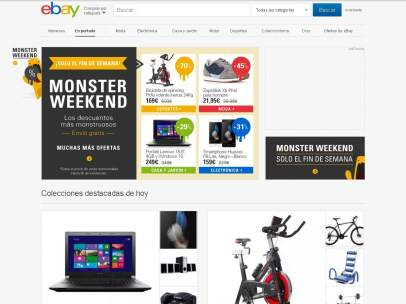 Portada de Ebay