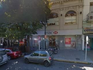 Sucursal HSBC en La Plata, Argentina