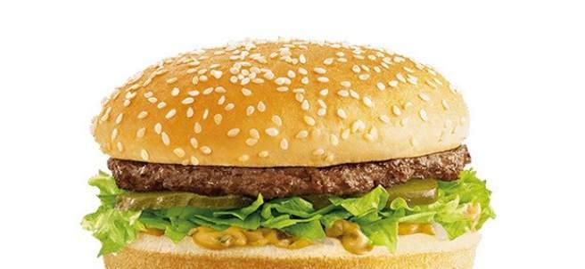 Hamburguesa de McDonalds