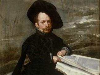 Diego Velázquez - Der Hofnarr Diego de Acedo, ca. 1636-38