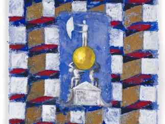 Joe Tilson, The Stones of Venice Dogana da Mar, 2015
