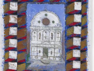 Joe Tilson, The Stones of Venice Santa Maria dei Miracoli, 2015
