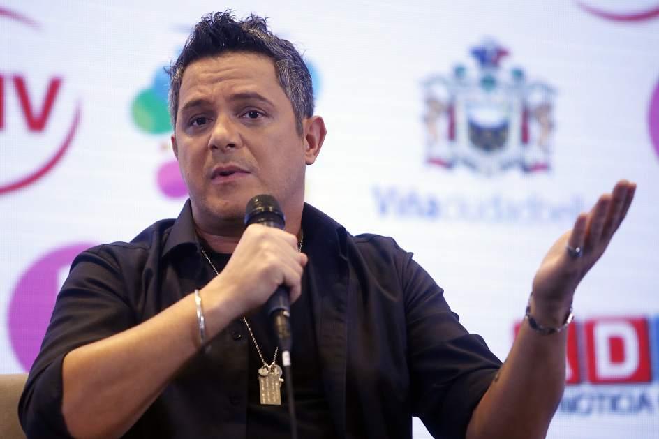 Alejandro Sanz, Persona del Año de los Grammy Latinos: