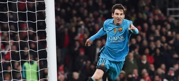 """Leo Messi, optimista: """"Seguimos creyendo en nosotros"""""""