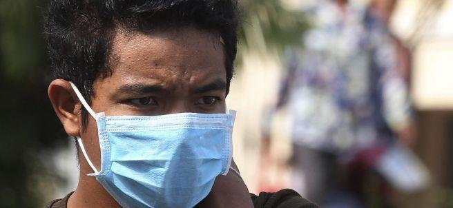 Gripe porcina en Camboya