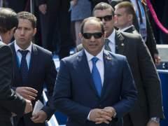 """Al Sisi promete una venganza """"brutal"""" por el atentado de Egipto"""