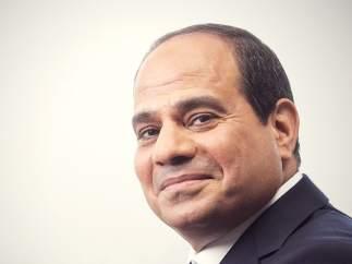 El presidente egipcio Al Sisi