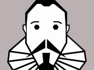 Cervantes se hace Twitter