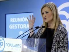 """Cifuentes se descarta como sucesora de Rajoy: """"Ni se me pasa por la imaginación"""""""