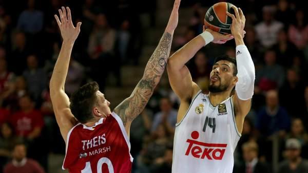 Real madrid y laboral kutxa acercan los cuartos de la euroliga for Euroliga cuartos de final