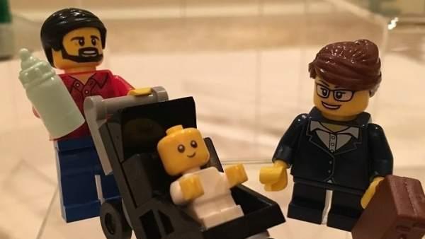 Papá LEGO