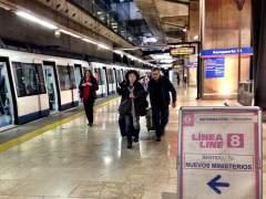 La Comunidad descarta más obras en el metro esta legislatura tras reformar la línea 5 y 8