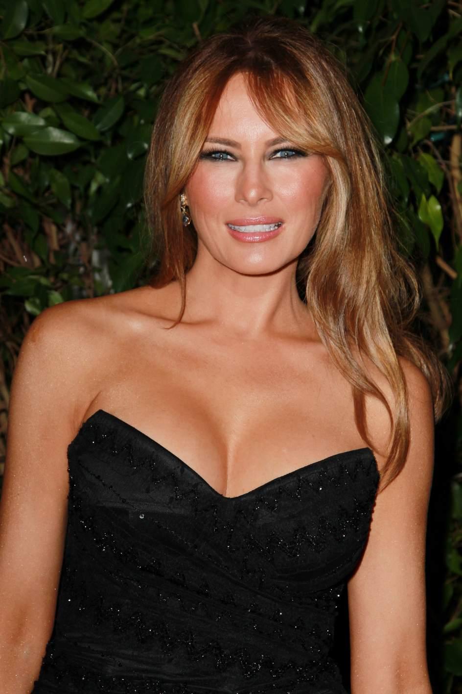 Melania Knauss, la exmodelo eslovena que aspira a ser primera dama de ...