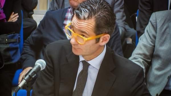 Iñaki Urdangarin declaró como acusado en el juicio del caso Nóos