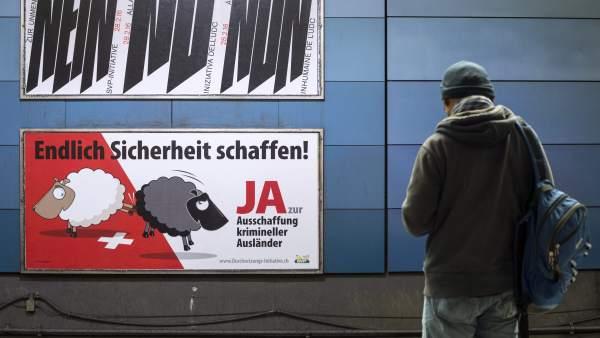 Referéndum en Suiza