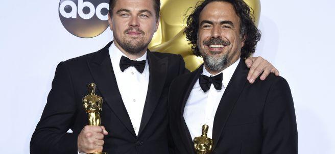 Mejor actor y director de los Oscar 2016