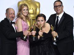 'Spotlight', Oscar a Mejor Película 2016