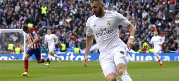 El Madrid pierde a Benzema, al menos, para tres partidos
