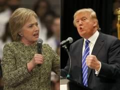 Horario y dónde televisan el debate de Donald Trump y Hillary Clinton en directo