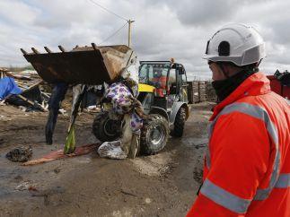 Nada se resiste a las excavadores
