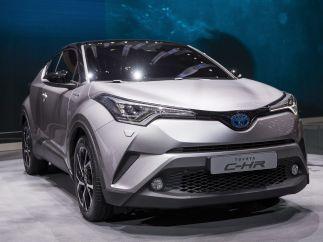 UN SUV con tecnología híbrida