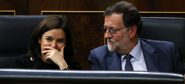 Discurso íntegro de Mariano Rajoy en la sesión de investidura