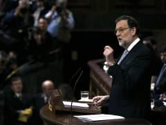 Solo Rajoy intervendrá el martes en el debate de investidura, una fórmula que PP criticó al PSOE