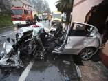 Accidente en Mos sin muertos