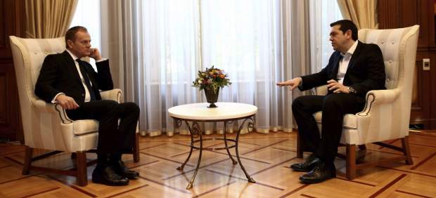 """Donald Trusk solicita a todos los """"migrantes económicos"""" que no viajen a Europa"""