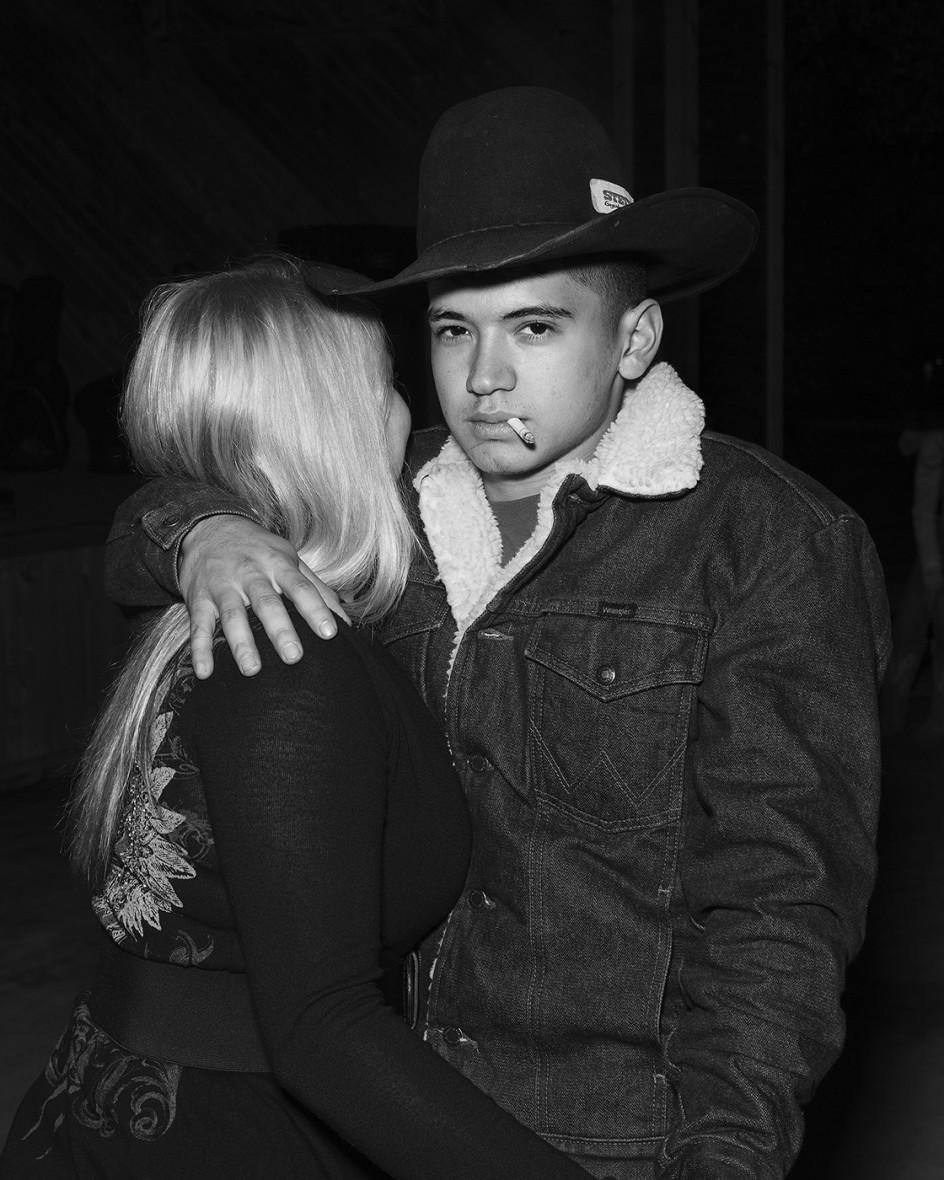 Foto Alec Soth American B 1969 Rodeo Dance Near San