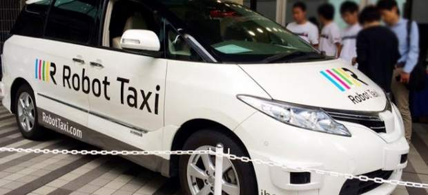 Taxi sin conductor