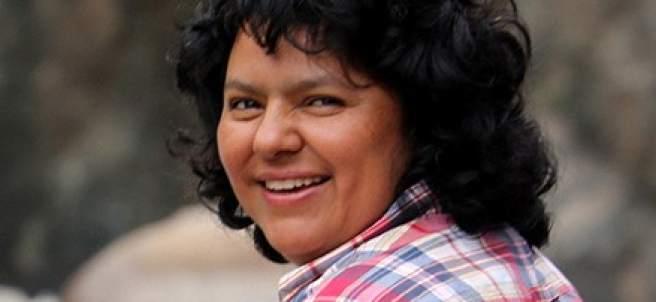 Berta Cáceres, líder hondureña asesinada