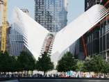 La nueva estación del World Trade Center, obra de Calatrava
