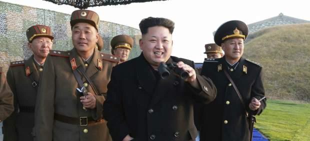 Corea del Norte efectuó este lunes un lanzamiento múltiple de misiles de corto alcance al mar