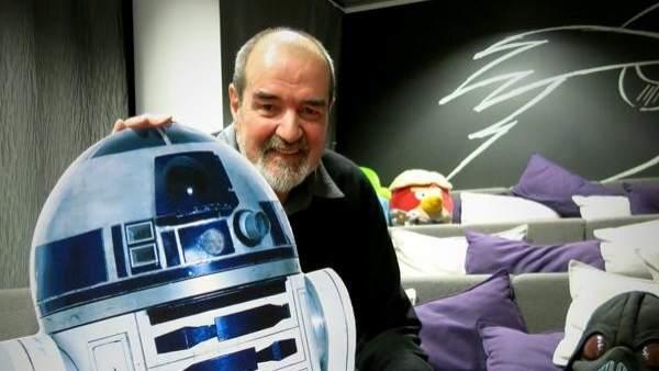 Tony Dyson y R2-D2