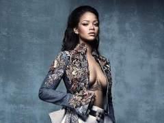 Rihanna pone su voz a la última película de la saga 'Star Trek'