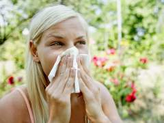 El repunte del polen de gramíneas y olivo complica la primavera a los alérgicos