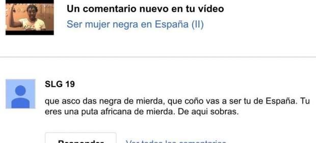 Denuncian a YouTube por negarse a retirar insultos racistas contra una bloguera