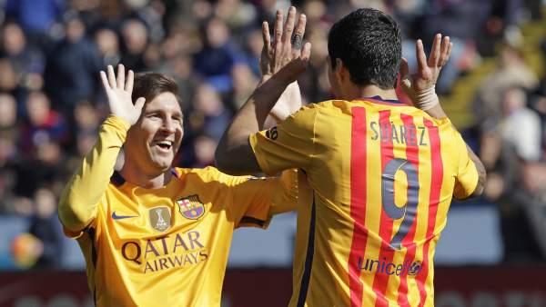 El Barça calentará el domingo con la camiseta de la senyera