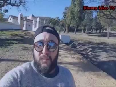 Kiko Rivera en uno de sus videos