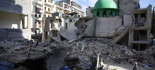 Mueren más de 3.100 personas en Siria durante el més de abril a pesar del alto el fuego