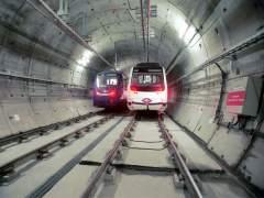 Una mujer, agredida en el Metro de Madrid ante la pasividad de viajeros y personal de seguridad