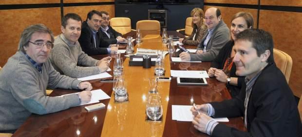 El PNV cree que el PSOE no logrará apoyos si sigue con Ciudadanos de la mano