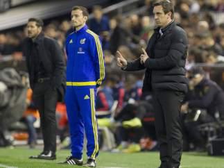 Neville y Simeone