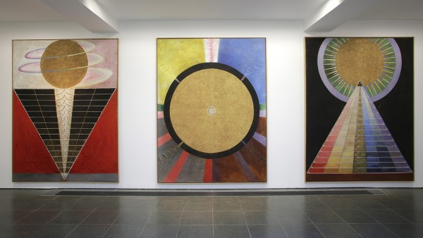 Hilma af Klint: Painting the Unseen - Installation view
