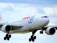 Air Europa cancela 114 vuelos en la huelga de pilotos que arranca el sábado